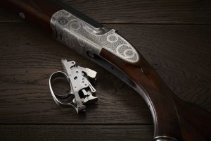 The Purdey PTP, with removable trigger plate