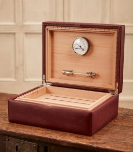 AUDLEY DESK HUMIDOR