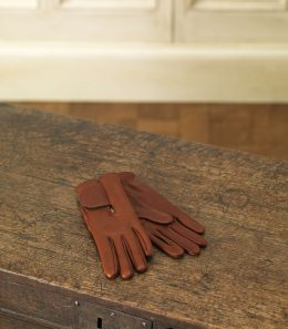Cape Leather Shooting Glove with Velcro Cuff