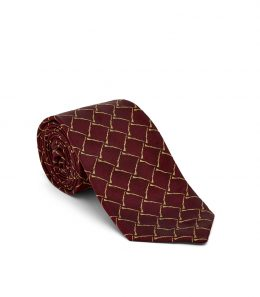Shotgun Tie - Audley Red