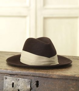 Fur Felt Traveller's Hat
