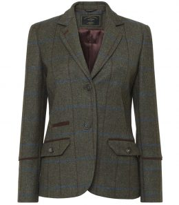 Ladies Tweed Jacket