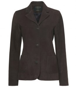 Ladies Adeline Deerskin Jacket