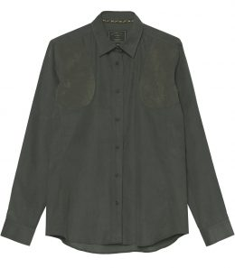 Ladies Needlecord Shirt