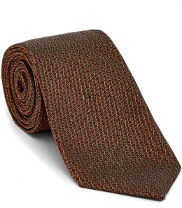Tweed Patterned Tie