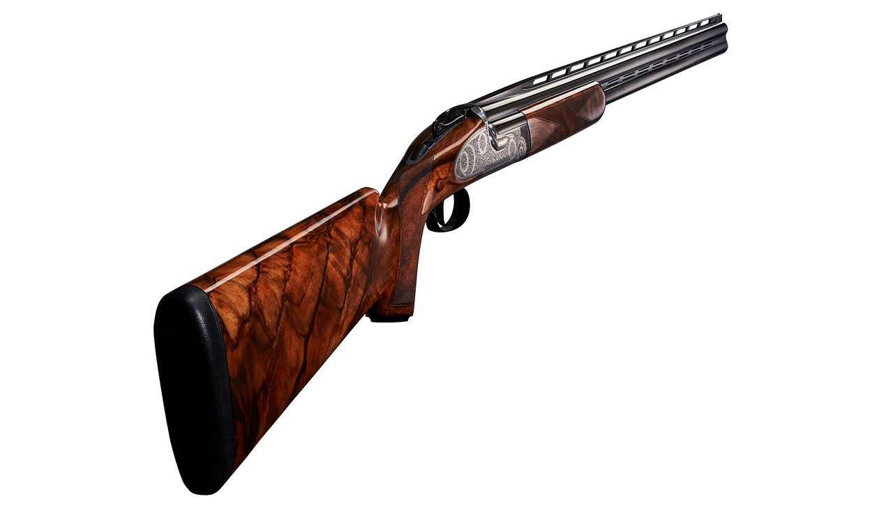 The Purdey Sporting Clays Gun - Open Image
