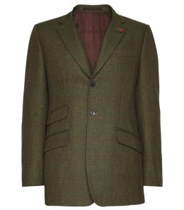 Mens Tweed Jacket