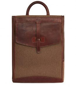 The Over-and-Under Boot Bag - Walnut