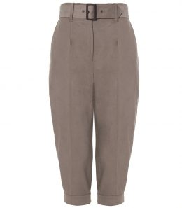 Ladies High Waisted Cotton Breeks