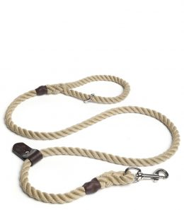 Heavyweight Rope Lead