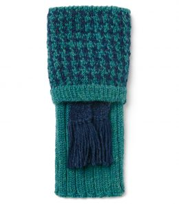 Mullion Alpaca Shooting Sock