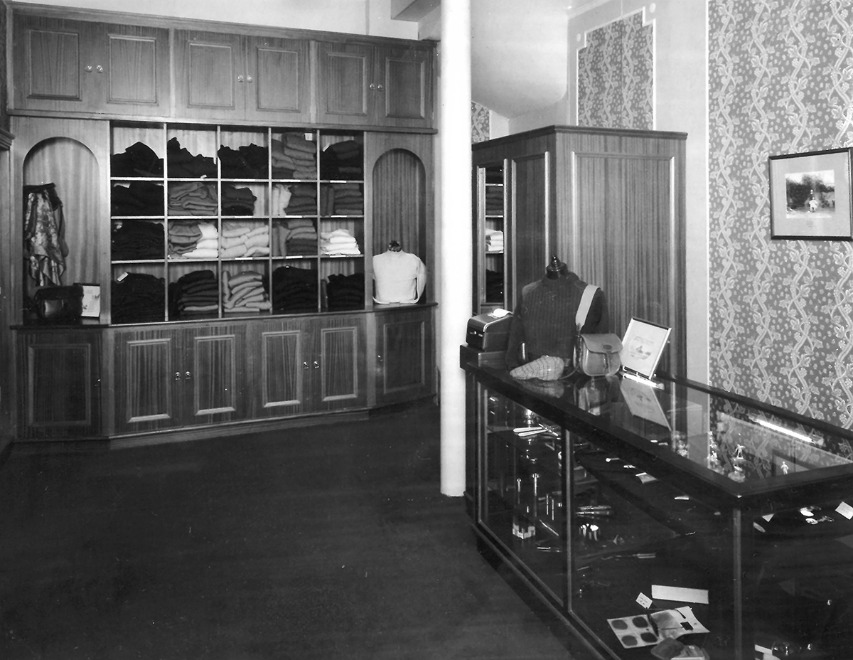 Audley House - The Accessory Shop