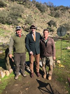 Spanish Partridge Shooting - The Royal Berkshire Sporting Agency