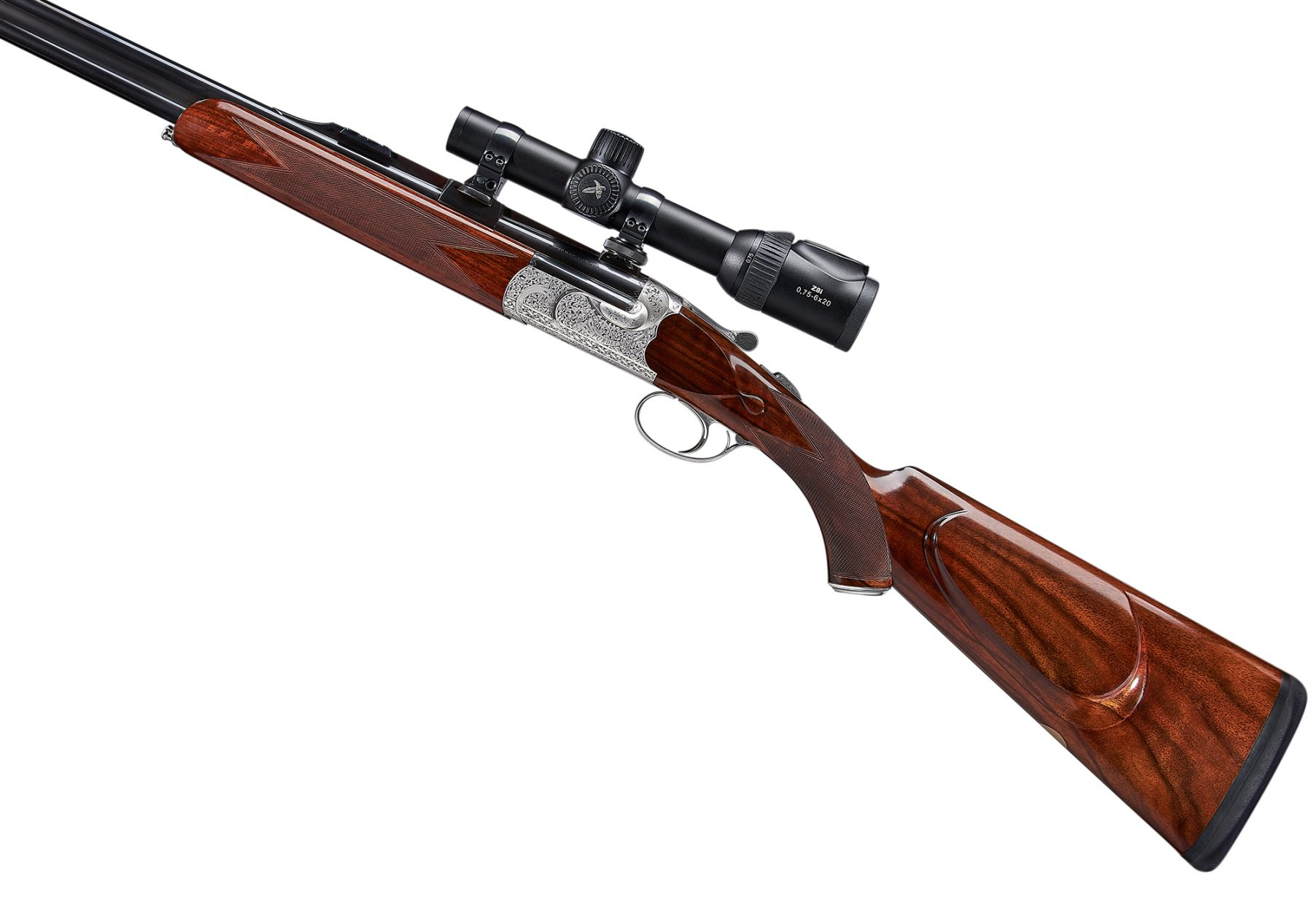 Purdey Over-and-Under Sporter Rifle