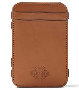 Magic Wallet - London Tan