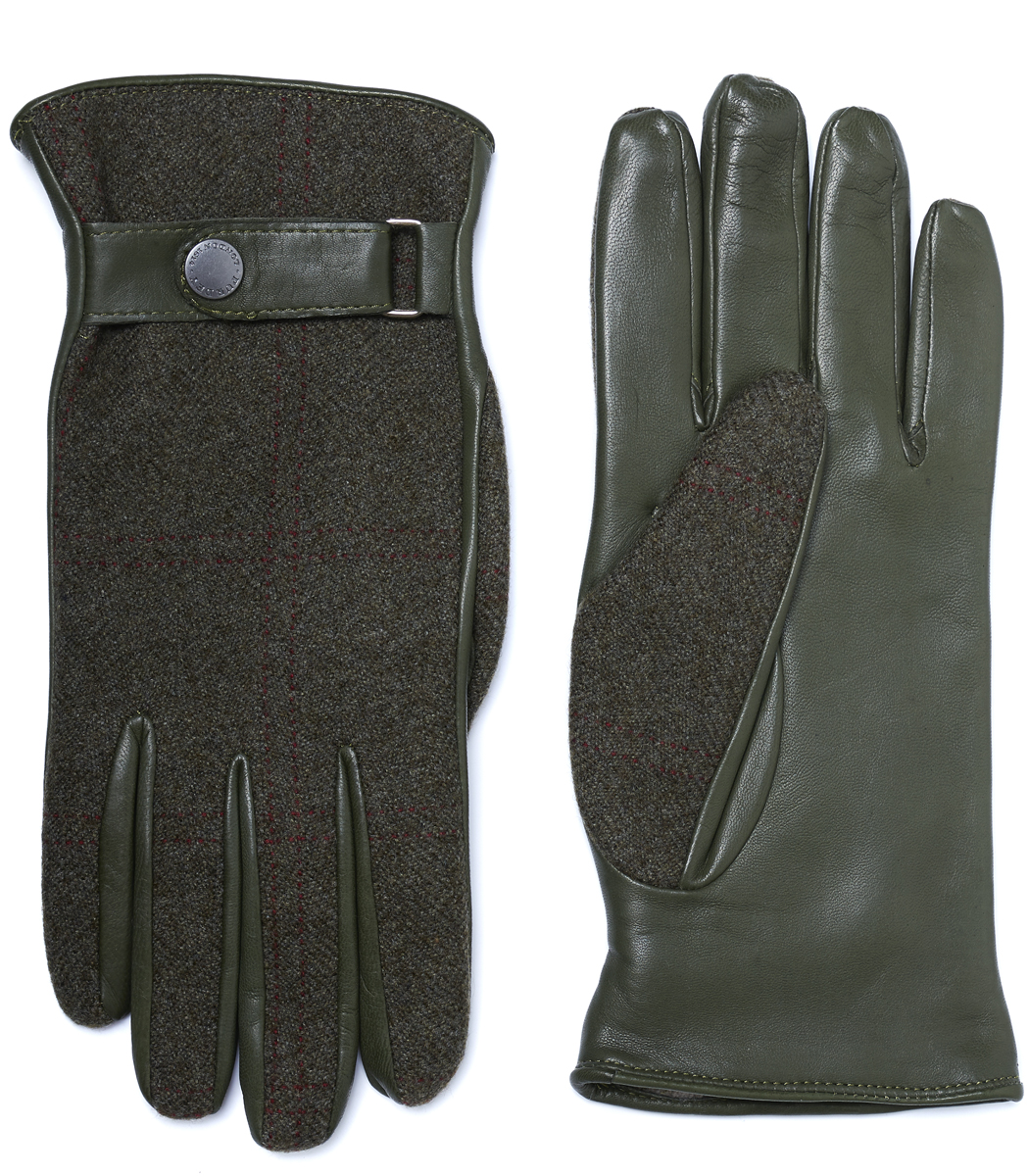 Mens Cashmere Town Gloves
